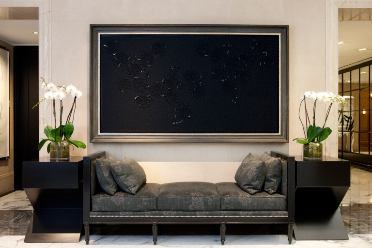 the-surrey-lobby-seating-and-artwork